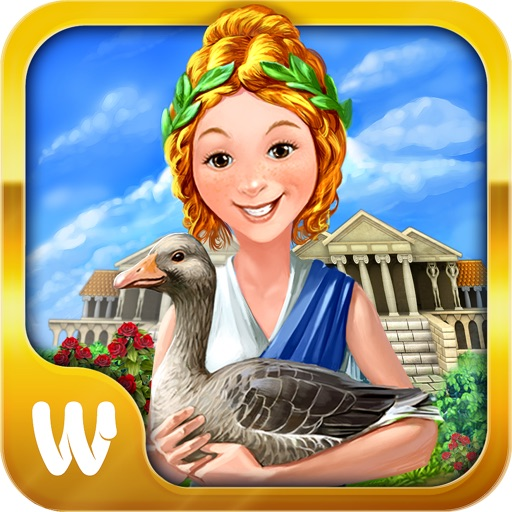 Farm Frenzy 3. Ancient Rome HD