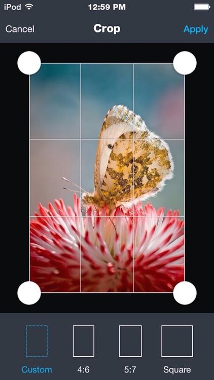 Photo Editor Add Frames Add Effects screenshot-4
