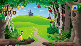 Snow Princess Dash screenshot two