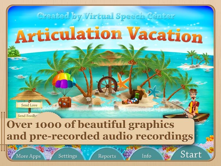 Articulation Vacation screenshot-0
