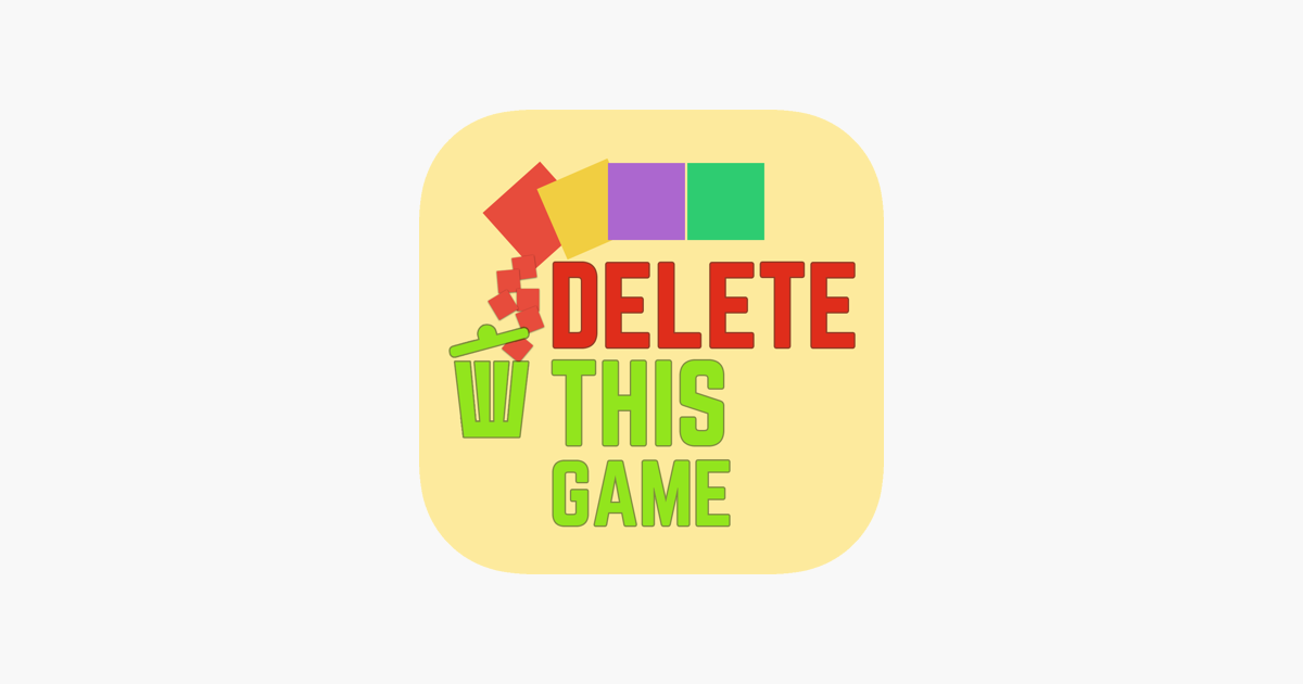 Delete This Game on the App Store