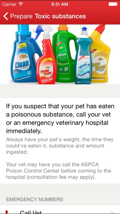 Pet First Aid: screenshot-2