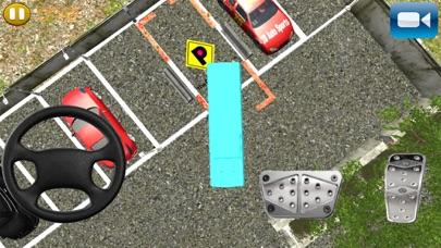 Parking Driver Simulation screenshot two