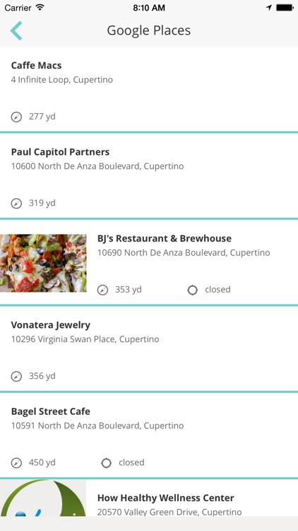 Places APP - Find Places Around with Opening Hours