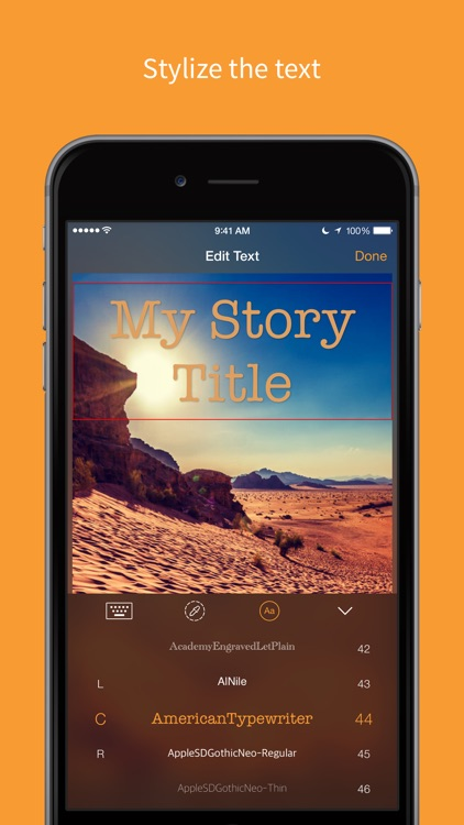 Covers by Wattpad - Photo Editor & Collage Maker for eBooks screenshot-3