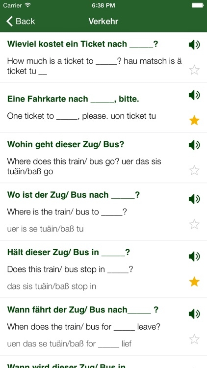 English phrasebook screenshot-1