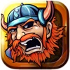 A Vikings Voyage Puzzl-e - Nordic Trolls Super-Card Connect Dots Game