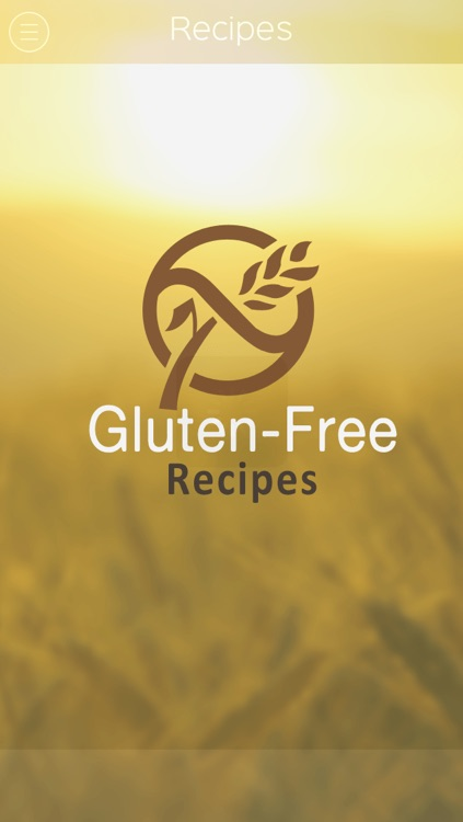 gluten free food recipes screenshot-3