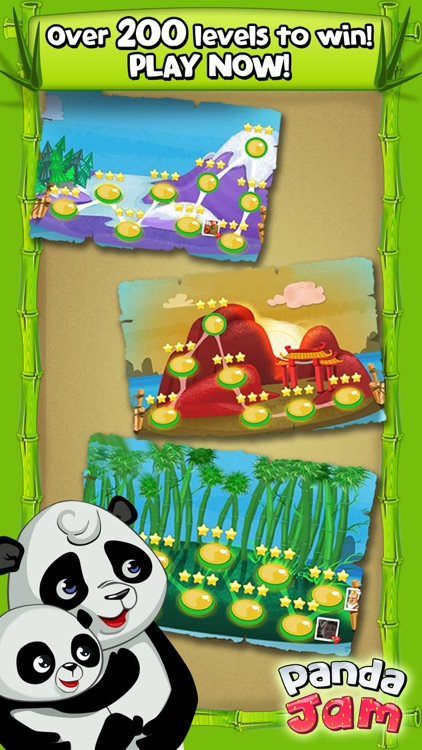 Panda Jam screenshot-4