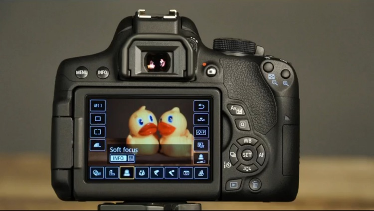 Canon T6i from QuickPro screenshot-3
