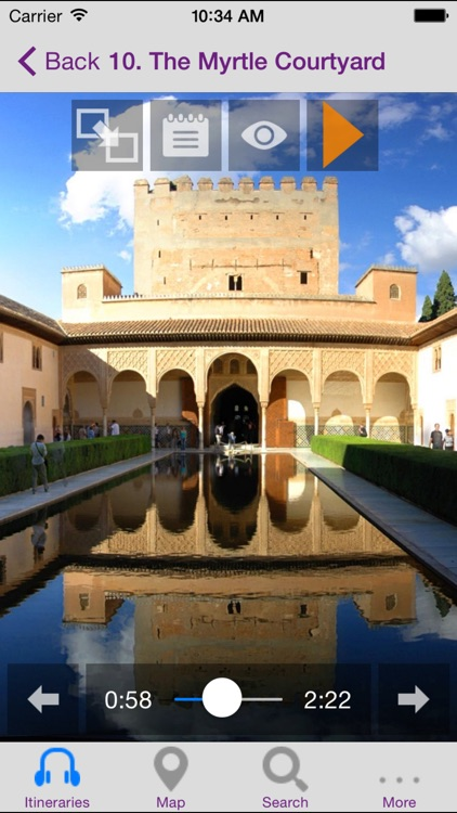Alhambra & Generalife - Granada screenshot-0