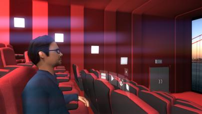 VR ONE Cinema screenshot two