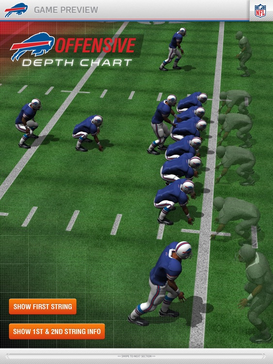 Buffalo Bills Touch screenshot-1