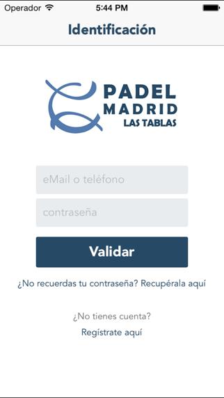 Pádel Madrid Las TablasCaptura de pantalla de3