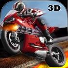 モトレーサースーパーバイクの3Dシミュレータゲーム icon