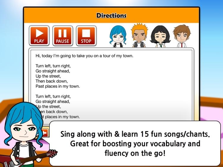 Learn English with Songs HD LIte screenshot-4