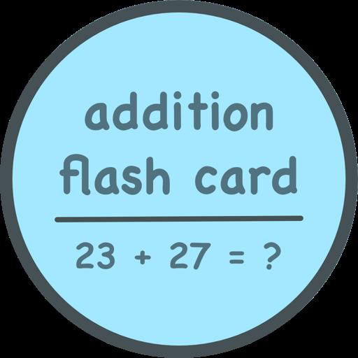 Addition Flash Card
