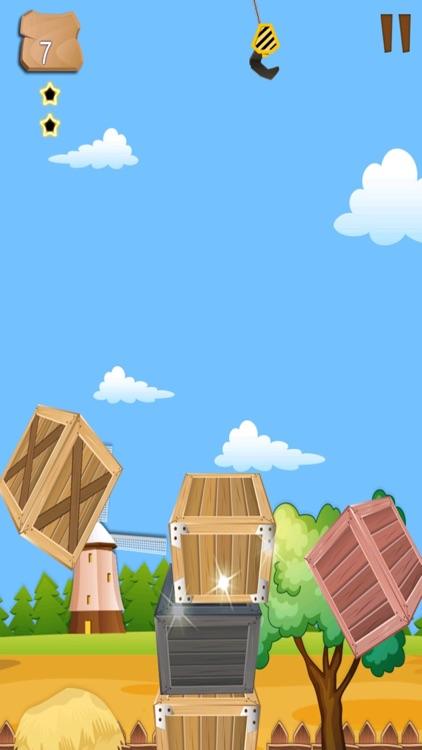 Box tower-the balance mania screenshot-4