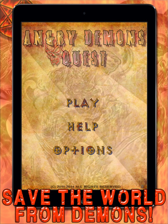 Angry Demons Quest HD