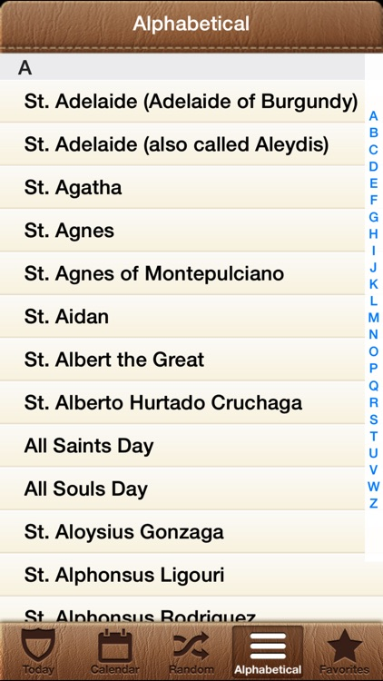 Saint of the Day for Kids : 365 Printable & Sharable Catholic Saints screenshot-4