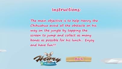 Henry the Chihuahua Free screenshot two