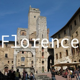 hiFlorence: Offline Map of Florence (Italy)
