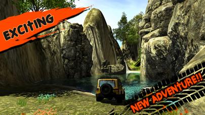 3D Off-Road Truck Parking 2 - Extreme 4x4 Dirt Racing Stunt Simulator : Free Gameのおすすめ画像3
