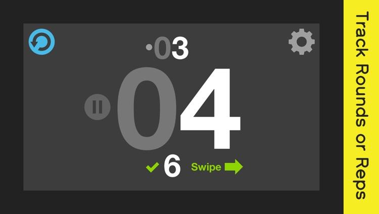 Fitness Intervals screenshot-3