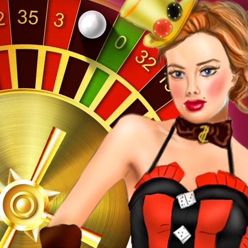 A High Roller Casino Roulette Pro - win Las Vegas gambling chips