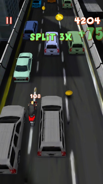 Lane Splitter screenshot-0