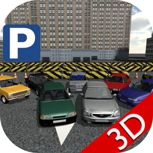 Russian Car Parking Simulator 3D
