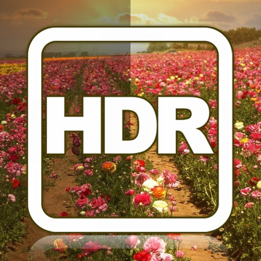 HDR for Free iOS App