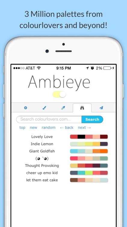Ambieye for Philips Hue screenshot-3