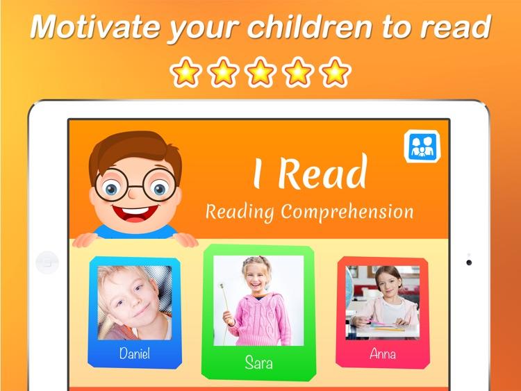 I Read Lite – Basic Primer (Reading Comprehension for Kids)