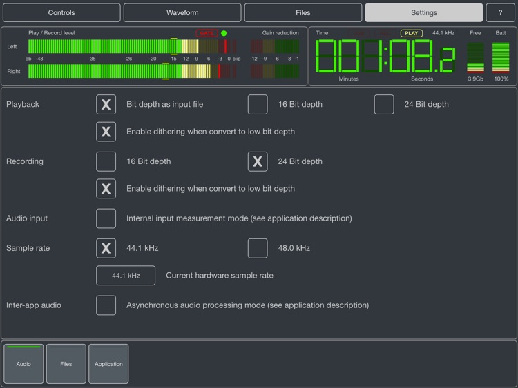 Master Record - Tape simulation recorder & effects screenshot-3
