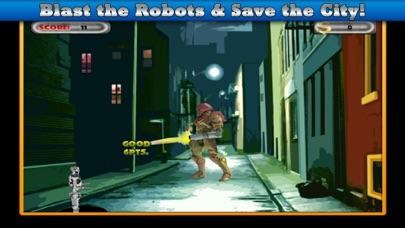ロボットマシンの攻撃 - Proshot無料格闘ゲームのおすすめ画像3