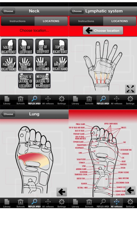 Reflexology PRO screenshot-1