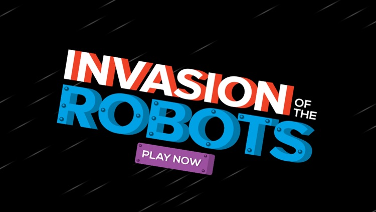 Invasion of the Robots