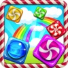 Candy Blitz - Matching 3 Puzzle Color Food to Win Free Game for Kids & Children