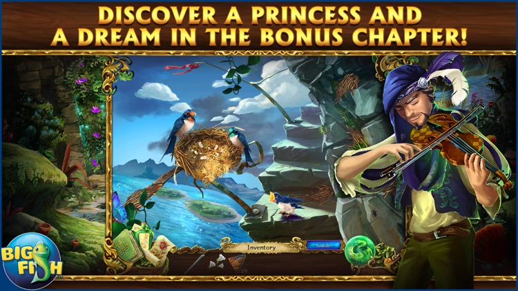 Grim Legends 2: Song of the Dark Swan - A Magical Hidden Object Game screenshot-3