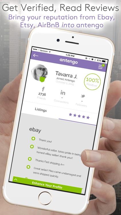 antengo classifieds marketplace: buy & sell w/ trust screenshot-3