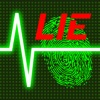 Lie Detector Fingerprint Scanner Touch Test - Lying or Truth HD + iphone and android app