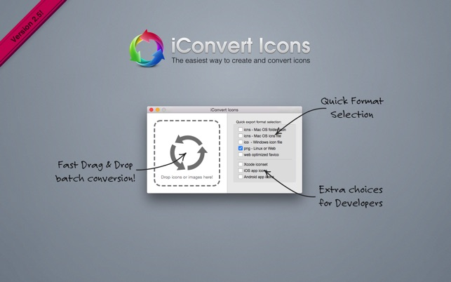 iConvert Icons Screenshot
