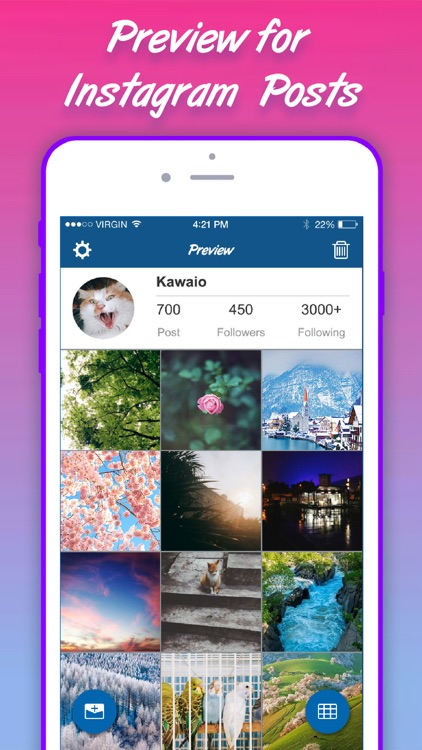 Profile Preview for Instagram - Your IG Profile Picture, Photo, Post Viewer