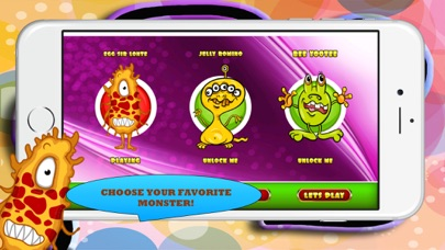 A Monster Diamond Shooter - Match Three Puzzle Maze screenshot three