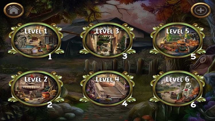 The Wicked Garden - A Spooky Hidden Object Game screenshot-3
