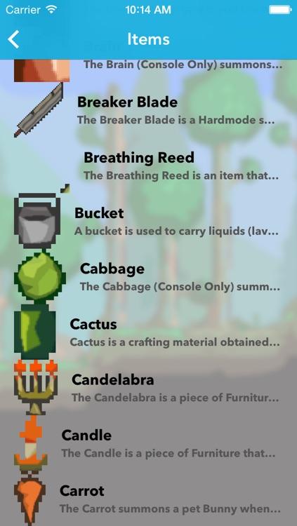 Ultimate Guide for Terraria - The Original #1 Guide! screenshot-3