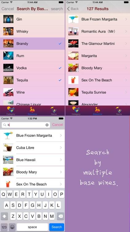 Top cocktail drinks screenshot-3