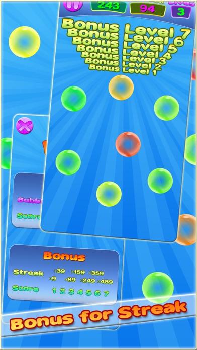 Screenshot #2 pour Addictive Bubbles