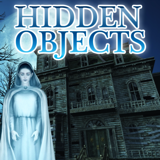 Hidden Objects - Haunted Places